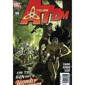 All New Atom (2006 series) #18: DC Comics:  Books