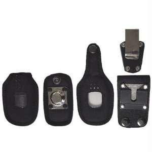 I580 Ballistic Nylon Series Case Heavy Duty Black Nylon Case Belt