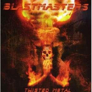 Twisted Metal Blastmasters Music