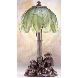 Monkeys Palm Tree Lamp