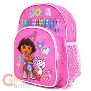 Dora Boots School Backpack Toddler Bag 2