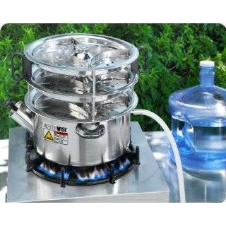 2000ml Steam Distillation Essential Oil Extractor: Explore