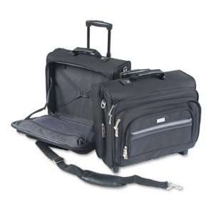 Solo Rolling Notebook Overnighter Case   Clamshell16.5 x