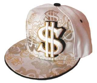 Hip Hop Cap Capi   Rap RNB Mütze Basecap Doller M L XL
