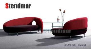 S156 NEW MODERN FUNKY DESIGN LOUNGE CHAISE SOFA