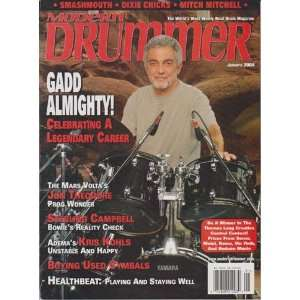 Magazine (January 2004) (Gadd Almighty! Celebrating A Legendary