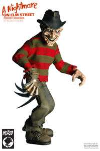 Sideshow Mezco Nightmare On Elm Street 9 Figure Freddy Krueger