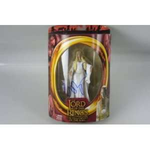 CATE BLANCHETT SIGNED LORD OF THE RINGS FIGURINE PSA