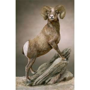 Natures Wonders 22702 Big Horn Sheep Figurine Home & Kitchen