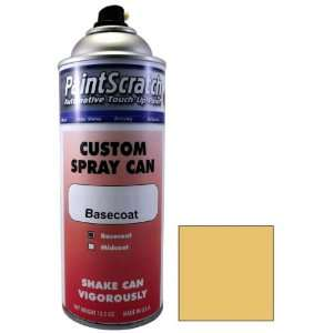 Can of Tan Buckskin Touch Up Paint for 1977 Chevrolet Corvette (color