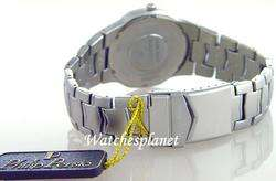 NEW PHILIP PERSIO MEN 3ATM STAINLESS STEEL SPORTS WATCH