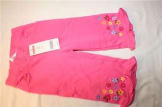 Gymboree Fairy Fashionable Tiered Top Woven Knit Pant 6 12M NWT U PICK