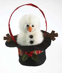Boyds Bears~CHILLY ORNAMENT~Free Ship w/$20