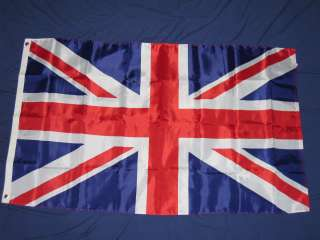 NYLON UNION JACK FLAG IT IS 3X5 AND IS A QUALITY NYLON FLAG IT