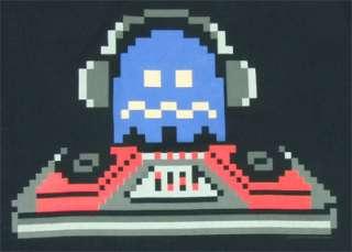 DJ Ghost   Pac Man T shirt