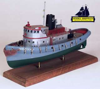 MODEL SHIPWAYS DESPATCH #9 TUG wood model KIT ship NEW