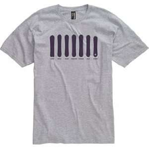 BURTON 7 DAYS T Shirt 2012 athletic heather  Sport