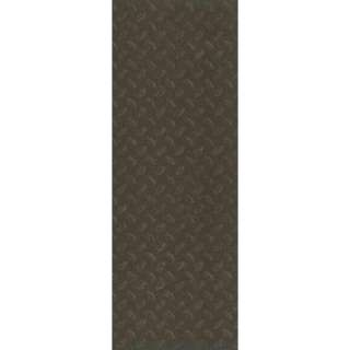 Allure Commercial 12 in. x 36 in. Stamped Steel Black Vinyl Flooring
