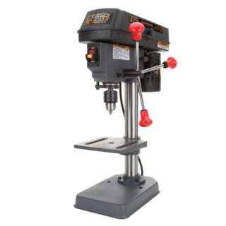 in. 5 Speed Mini Drill Press
