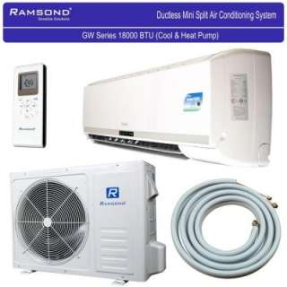 Split Air Conditioner & Heat Pump   220V/60Hz 55GW2