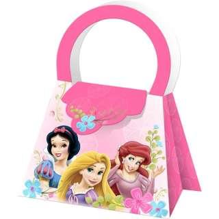 Disney Princess Party Supplies Treat Favor Boxes   4 Each