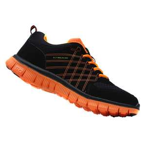 Mens Sports Shoes Athletic Running Training Shoes Sneakers MSP GR/OR