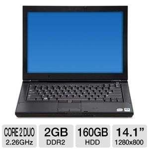 Dell Latitude E6400 Notebook PC   Intel Core 2 Duo 2.26GHz, 2GB DDR2