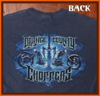 Orange county choppers Motorcycle OCC Moto T Shirt L