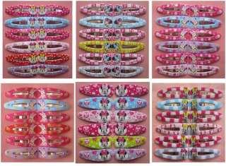 Minnie Mouse Girl Hair Accessories Hairpin Hair clips 1.7 |