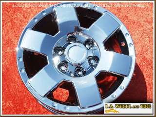 17 TOYOTA FJ CRUISER OEM CHROME WHEELS RIMS EXCHANGE