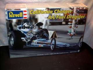 Model Kit California Charger AA/Fuel Dragster