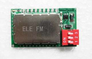 Mini FM Radio Receiver Module