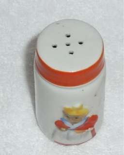 Vintage Black Americana Jemima Mammy Spice Salt Shaker