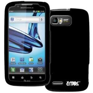 EMPIRE Motorola Atrix 2 3 Pack of Snap on Case Covers