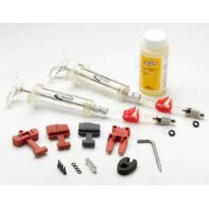 Avid Pro Bleed Kit Brake Part Avid Hyd Bleedkit Pro Dot5.1