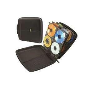Case Logic Molded EVA CD & DVD Holder Case ( Black