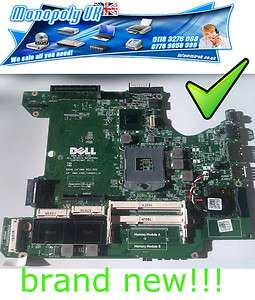 NEW DELL Latitude E5420 LAPTOP MOTHERBOARD MAINBOARD SYSTEM BOARD