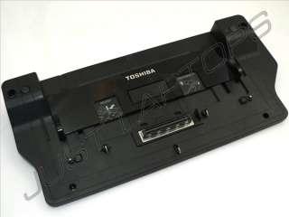 New Toshiba Advanced Port Replicator III Plus PA3474E 1PRP with 90w AC