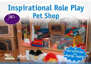 Inspirational Role Play Pet Shop Teaching Resource EYFS
