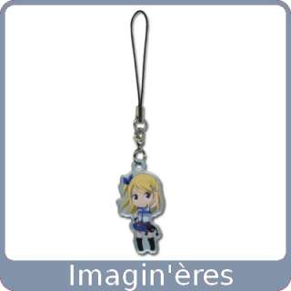 Fairy Tail   strap porte clé Lucy   Officiel   EN STOCK