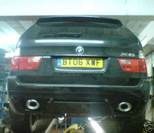 BMW X5 3.0D SPORT/e53/STAINLESS EXHAUST SYSTEM,CUSTOM EXHAUST,