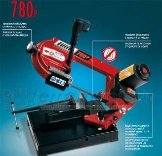 Segatrice a nastro per ferro FEMI 780P professional