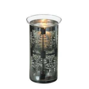 Metallic Laser Cut Tall Votive Home & Kitchen