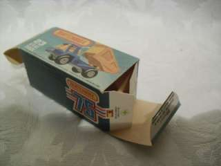 Matchbox Atlas Truck 23 in very nice condition, box is good condition