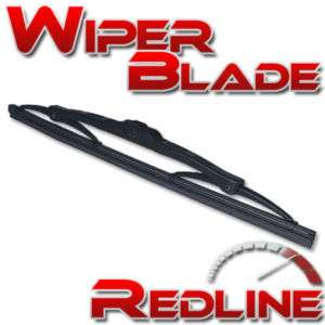 Piaggio Ape 50   Windscreen Wiper Blades Front