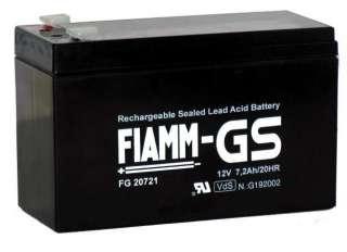 Batteria Fiamm FG 20721 12V 7,2 Ah a Varazze    Annunci