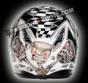 Casco integrale helmet moto Suomy Vandal Chain moto honda yamaha