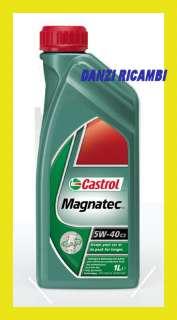 CASTROL MAGNATEC BENZINA 5W40 C3 OLIO MOTORE SINTETICO