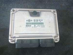 CENTRALITA MOTOR ECU VW PASSAT TDI 038906019KD