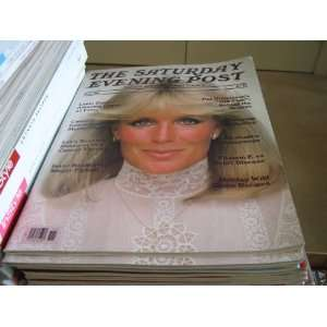 SATURDAY EVENING POST MAGAZINE 1982 LINDA EVANS: CORY SERVASS: Books